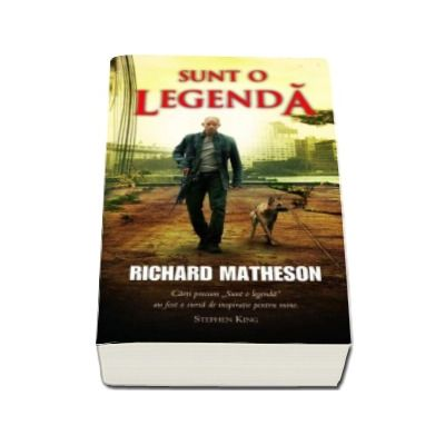 Richard Matheson, Sunt o legenda. Colectia Carte de buzunar