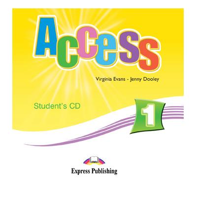 Virginia Evans - Access 1 Students CD. Curs de limba engleza, nivel Beginner A1