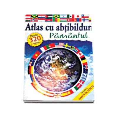 Atlas cu abtibilduri - Pamantul