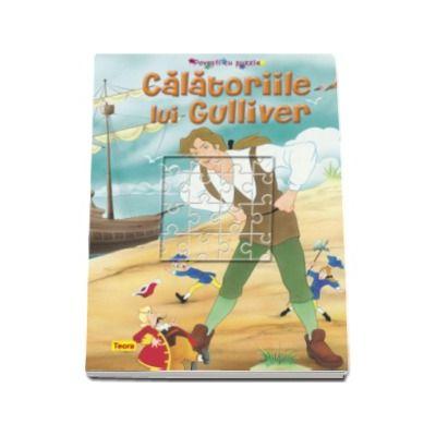 Calatoriile lui Gulliver - Povesti cu puzzle