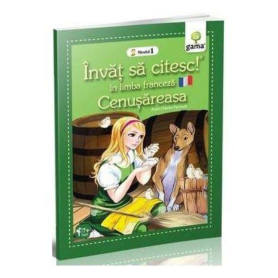 Cenusareasa - Invat sa citesc in limba germana nivelul 1 - Varsta recomandata: 8 - 11 ani