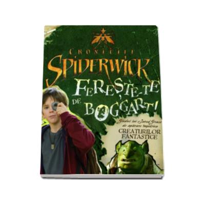 Irene Kilpatrick, Cronicile Spiderwick - Fereste-te de Bogart