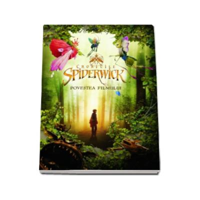 Tracey West, Cronicile spiderwick - povestea filmului