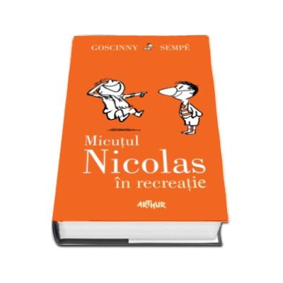 Rene Goscinny, Micutul Nicolas in recreatie