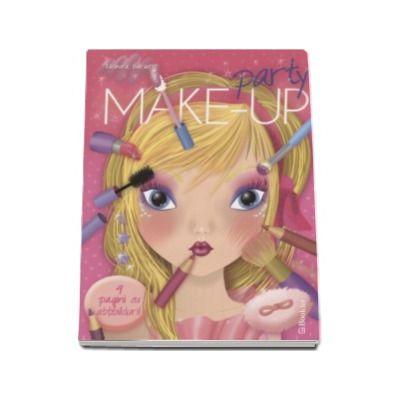 Eleonora Barsotti - Party Make-up - Contine abtibilduri