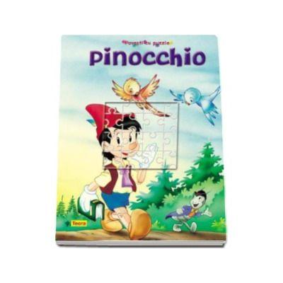 Pinocchio - Povesti cu puzzle