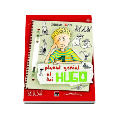 Sabine Zett, Planul genial al lui Hugo