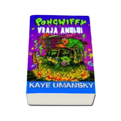 Pongwiffy si Vraja anului - Carte de buzunar