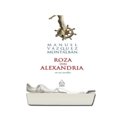Manuel Vasquez Montalban, Roza din Alexandria - Un caz Carvalho