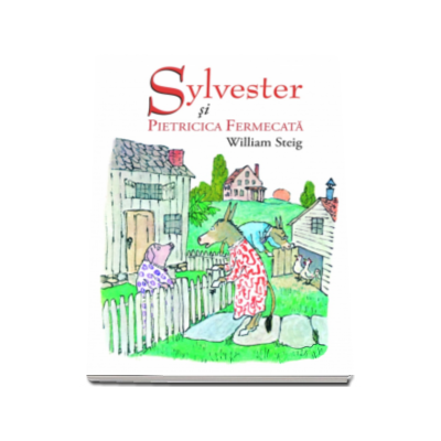 William Steig, Sylvester si pietricica fermecata