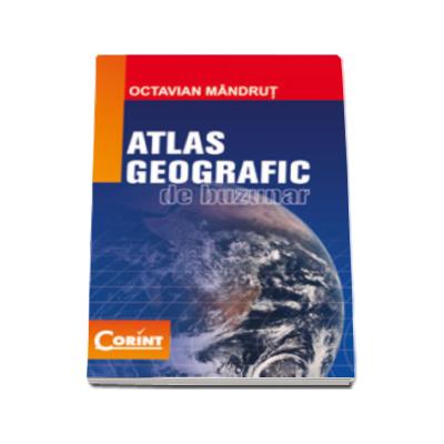 Atlas geografic de buzunar. Editie cartonata (Octavian Mandrut)
