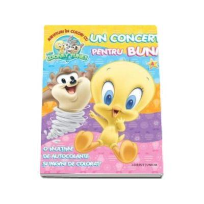 Aventuri in culori. Un concert pentru Buni - Baby Looney Tunes