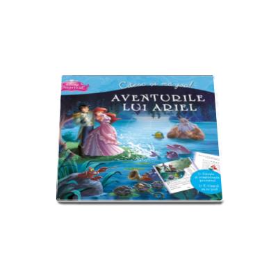 Disney - Citesc si ma joc! Aventurile lui Ariel