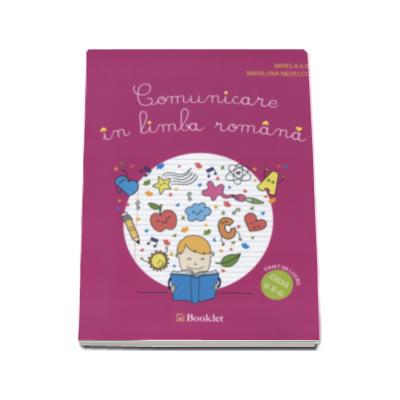 Mirela Ilie - Comunicare in limba romana, caiet de lucru pentru clasa a II-a