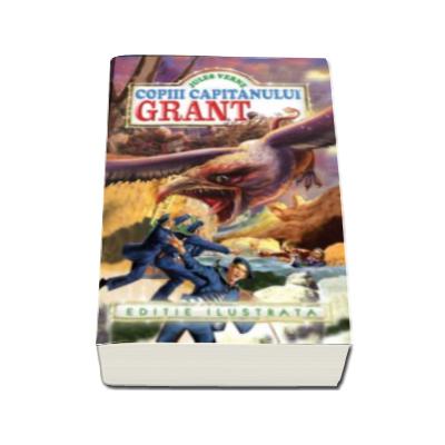 Jules Verne, Copiii capitanului Grant - Editie ilustrata