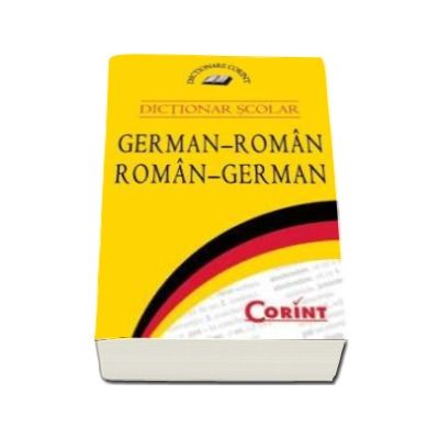Dictionar scolar German-Roman, Roman-German