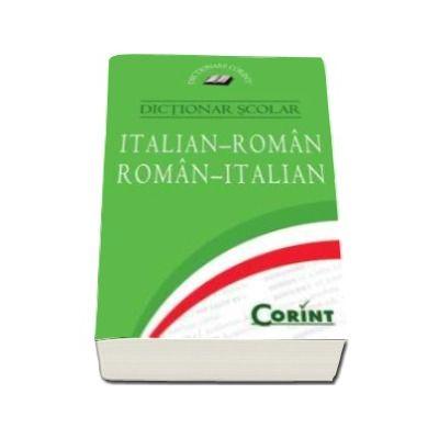 Dictionar scolar Italian-Roman, Roman-Italian