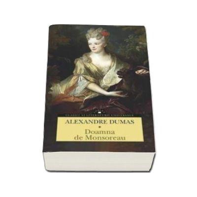Alexandre Dumas, Doamna de Monsoreau