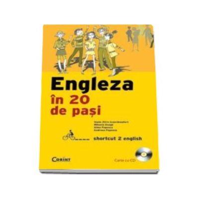 ENGLEZA IN 20 DE PASI (carte cu CD)