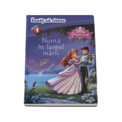 Disney, Invat sa citesc - Mica sirena, Nunta in largul marii - Nivelul 1