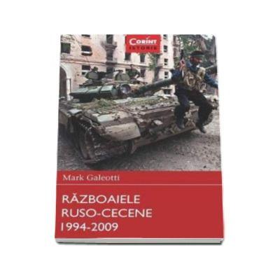 Mark Galeotti, Razboaiele Ruso-Cecene 1994-2009