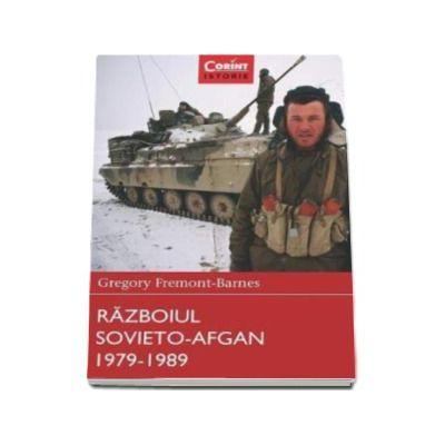 Gregory Fremont-Barnes, Razboiul Sovieto-Afgan 1979-1989
