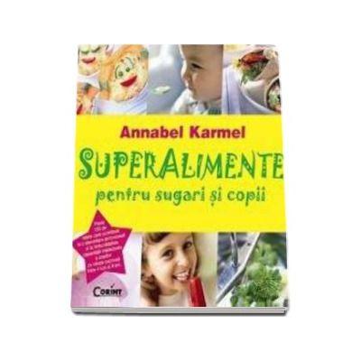 Superalimente pentru sugari si copii