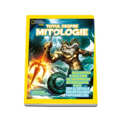 Totul despre mitologie - Descopera o multime de informatii interesante despre zeii si zeitele din mitologia popoarelor! - National Geographic Kids