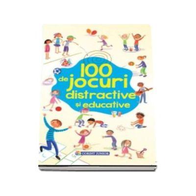 100 de jocuri distractive si educative (Rebecca Gilpin)