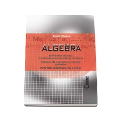 Algebra. Culegere de exercitii si probleme aplicative