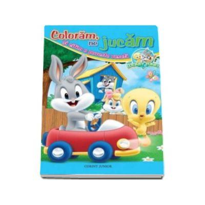 Baby Looney Tunes - Coloram, ne jucam si citim o poveste vesela (Looney Tunes Baby)