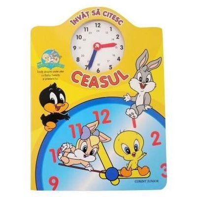 Baby Looney Tunes - Invat sa citesc ceasul (Looney Tunes Baby)