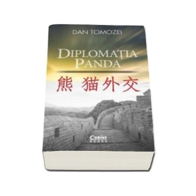 Dan Tomozei, Diplomatia Panda