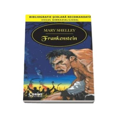 Mary Shelley, Frankenstein