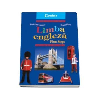 Limba engleza - Firm Steps, manual pentru clasa a III-a - Ecaterina Comisel