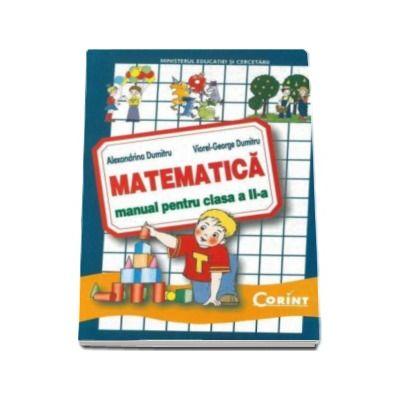 Matematica manual pentru clasa a II-a - Alexandrina Dumitru