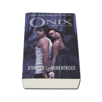 Onix. Cartea a doua din seria Lux (L. Armentrout Jennifer)
