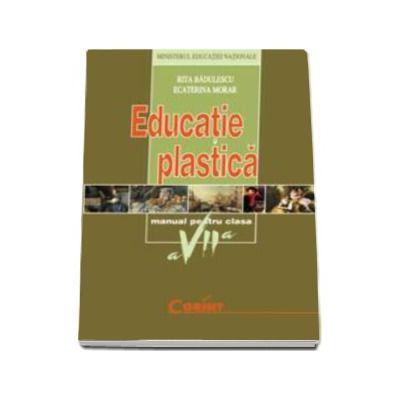 EDUCATIE PLASTICA manual pentru clasa a VII-a (Rita Badulescu)