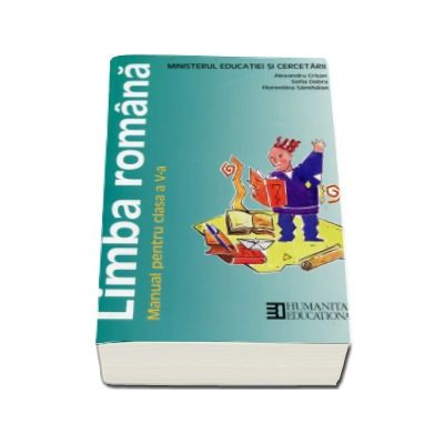 Limba romana. Manual pentru clasa a V-a (Sofia Dobra)