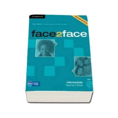 Chris Redston - Face2Face Intermediate 2nd Edition Teachers Book with DVD - Manualul profesorului pentru clasa a XI-a - Contine DVD