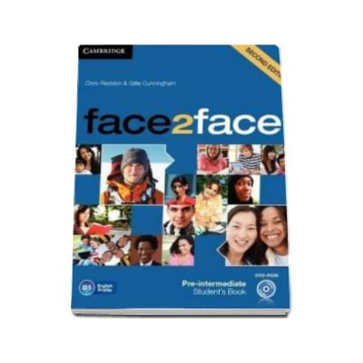 Chris Redston - Face2Face Pre-intermediate (2nd Edition) Students Book with DVD-ROM - Manualul elevului pentru clasa a XI-a (Contine DVD)