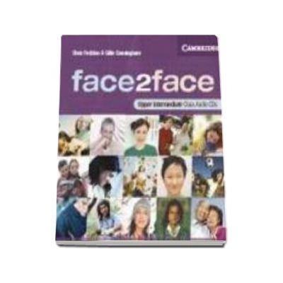 Chris Redston - Face2Face Upper Intermediate Class Audio CDs (3) - CD pentru clasa a XII-a L2
