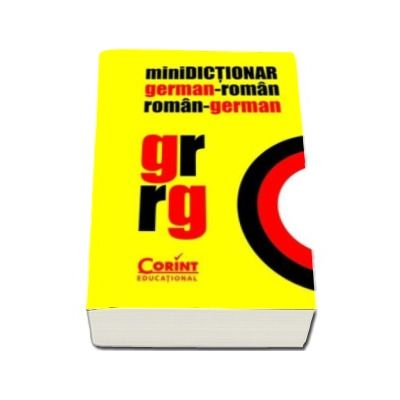 Mini - Dictionar German-Roman, Roman-German