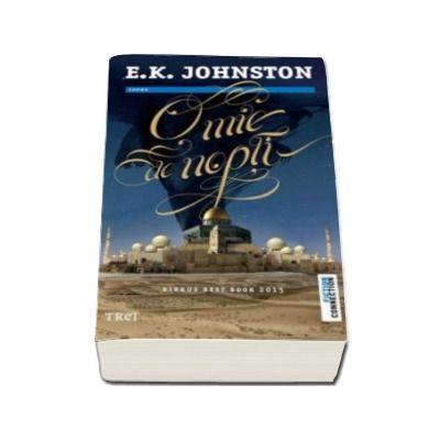 E. K. Johnston, O mie de nopti