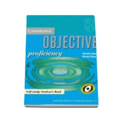 Annette Capel - Objective Proficiency Self-Study Students Book - Manual pentru clasa a XII-a