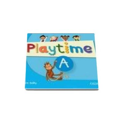Playtime A. Course Book