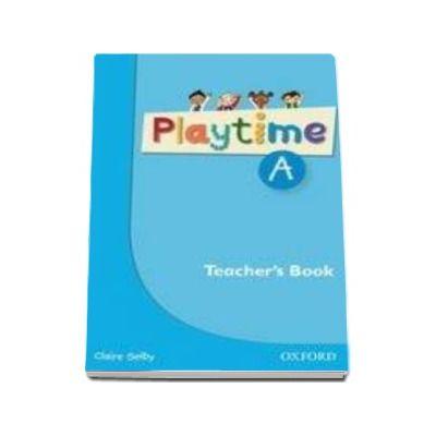 Playtime A Teachers Book