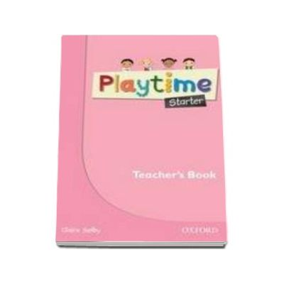 Playtime Starter Teachers Book