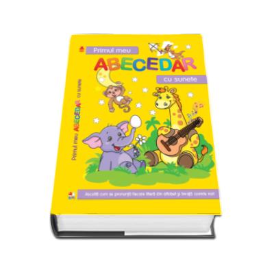 Primul meu abecedar cu sunete - Asculta cum se pronunta fiecare litera din alfabet si invata cuvinte noi!