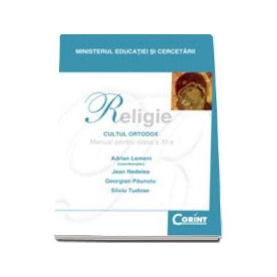 Religie, manual pentru clasa a XI-a - Adrian Lemeni